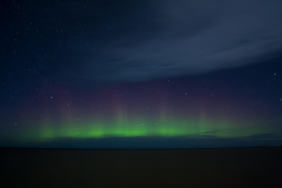 The Northern Lights Met 201 Ireann The Irish