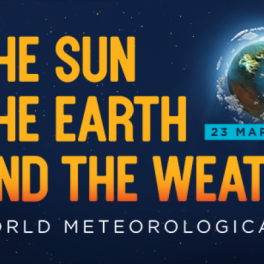 World Meteorological Day 2019