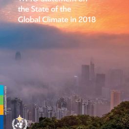 State of the Global Climate in 2018