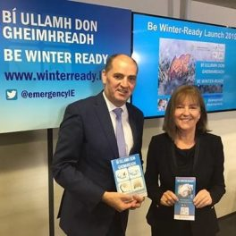 2019-2020 Be Winter-Ready Campaign Launch