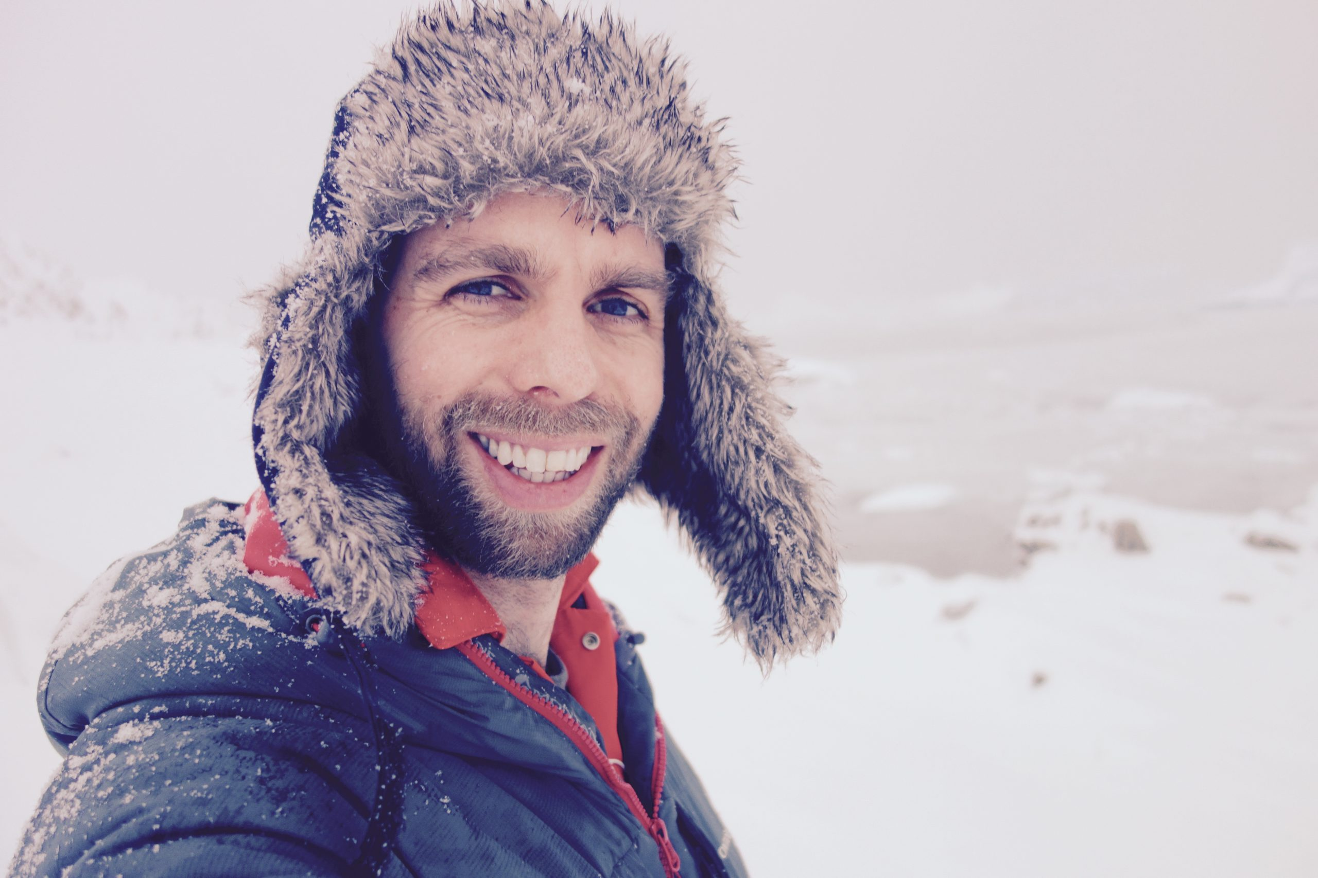 John Law in Antarctica