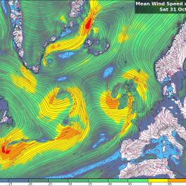 Howling Halloween: Very wet and windy weather on the way