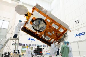 Sentinel 6 Ready to measure Sea Surface Height
