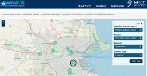 St. Mary's National School on the WOW-IE map