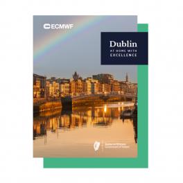 Ireland's bid to host ECMWF's EU-funded activities shortlisted