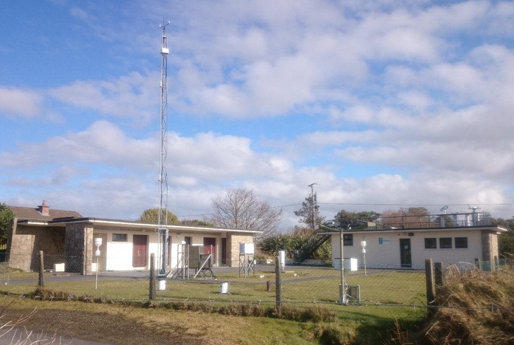 Belmullet Weather Station, Co. Mayo