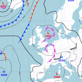 A Much Cooler & Showery Week Ahead
